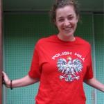 Polish Eagle T-Shirt - Short Sleeve