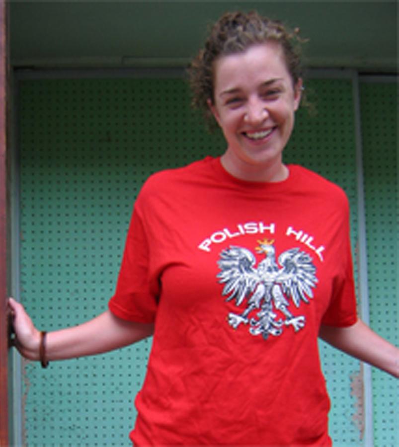Polish eagle t shirt short sleeve for Polish t shirts online