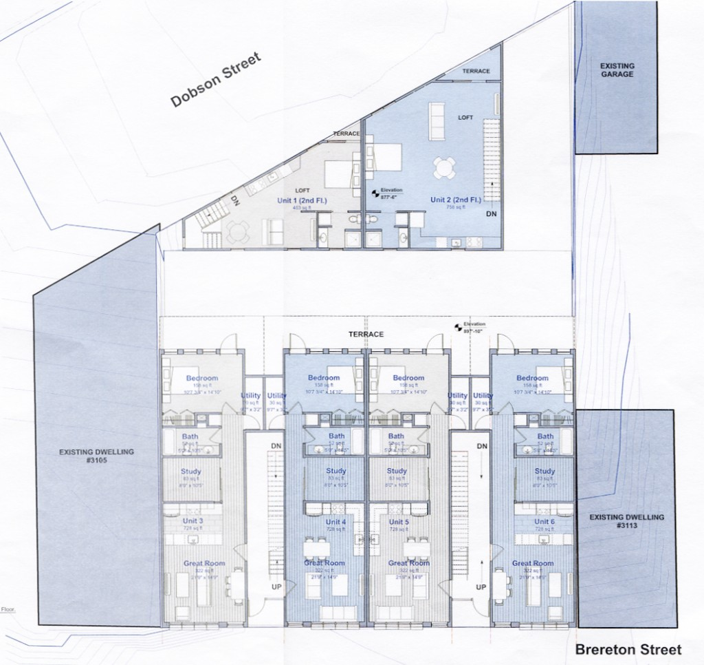 Pfamman+Associates_FireSite_Floor plans
