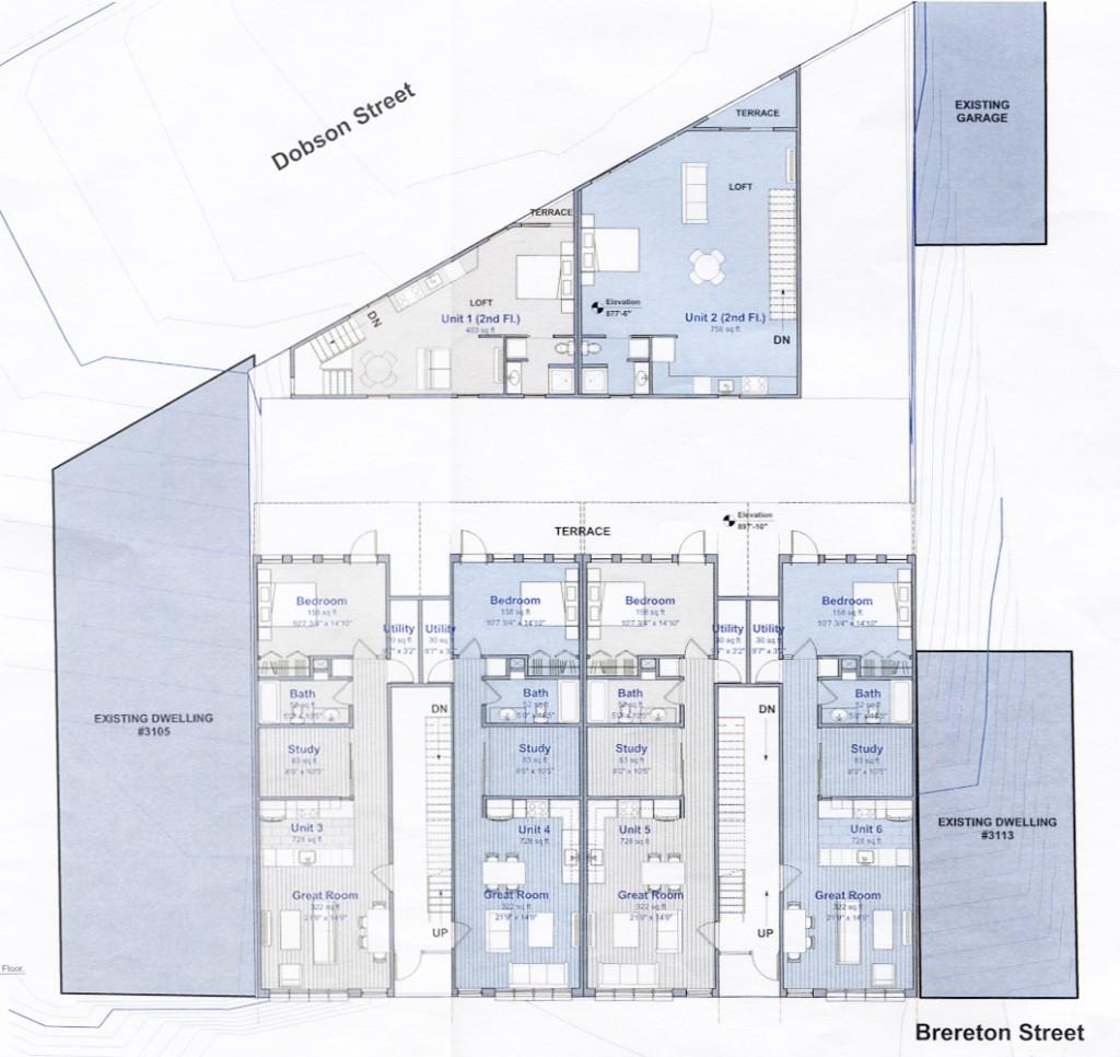 Pfamman+Associates_FireSite_Floor plans