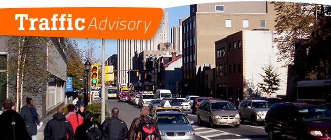 OTMA traffic advisory
