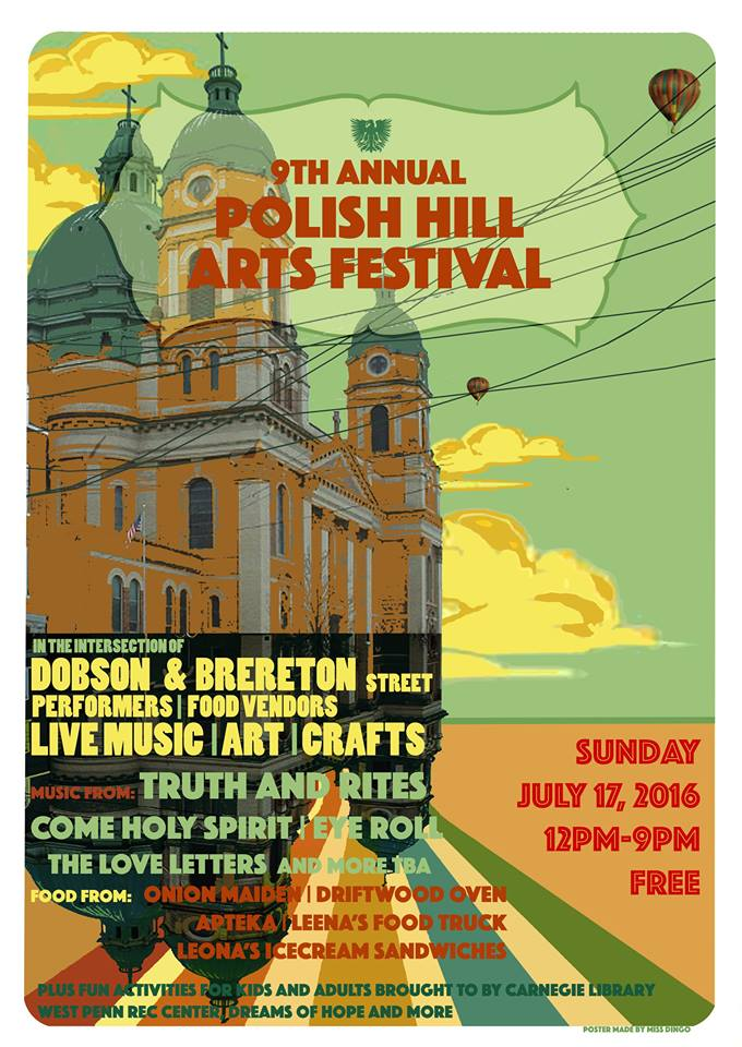 PH Arts Fest 2016 flyer