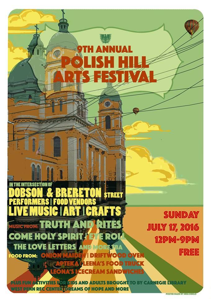 PH Arts Fest 2016 flyer